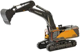 Volvo EC950EL Excavator (Yellow)