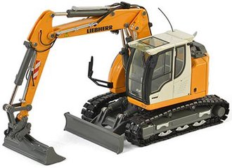 Liebherr R914 Compact Excavator (Yellow) (Updated)