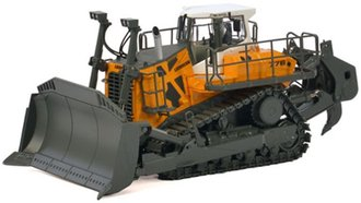 Liebherr PR776 Bulldozer (Yellow)