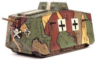 German A7V Sturmpanzerwagen
