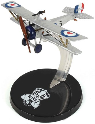 "1:72 Nieuport 17, ""Lt. William 'Billy' Bishop"" 60 Sqn RFC"