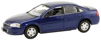1:43 Chevy Impala LT Sedan (Imperial Blue) *** No Original Box ***