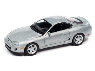 1993 Toyota Supra (Alpine Silver)***Blister Card Damage***