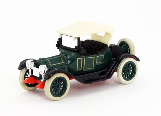 1914 Chevy Royal Mail Roadster (Green) *** Faded Wheels - No Original Box ***