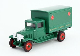Railway Express 1930 Chevy Box Truck *** No Original Box ***