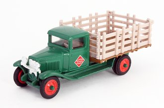 Railway Express 1930 Chevy Stake Truck *** No Original Box ***