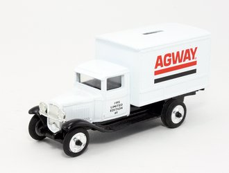 Agway #5 1930 Chevy Box Truck (Bank) *** No Original Box ***
