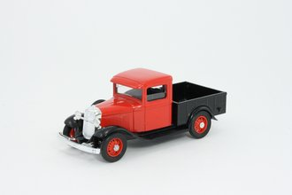 1933 Ford V8 Pickup (Red/Black) *** No Original Box ***