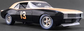 1:18 Smokey Yunick's #13 1967 Chevrolet Camaro - Bonneville Salt Flats Record Holder