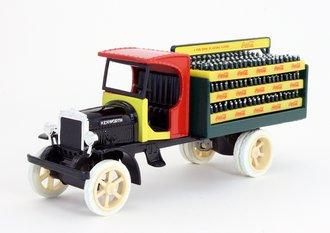 White Lighting 1:24 1925 Kenworth Bottle Truck *** Box Damage***