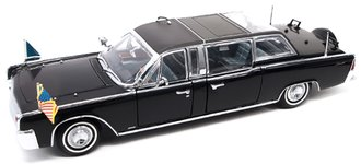 "1961 Lincoln V-8 ""Quick Fix"" X100 Presidential Limousine"
