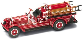 1924 Stutz Model C Fire Engine (Red)