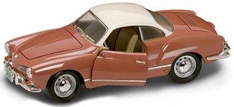 1966 Volkswagen Karmann-Ghia (Coral)