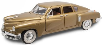 "1:18 1948 Tucker (Gold) ""70th Anniversary"""