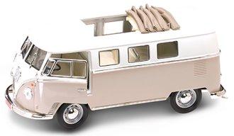 1962 Volkswagen Microbus (Cream) w/Sliding Sunroof