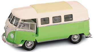 1962 Volkswagen Microbus (Lime Green)