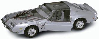 1979 Pontiac Firebird Trans Am (Silver)