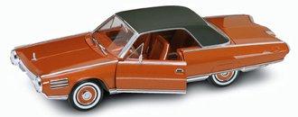 1963 Chrysler Turbine (Metallic Orange)