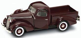 1937 Studebaker Pickup (Maroon)