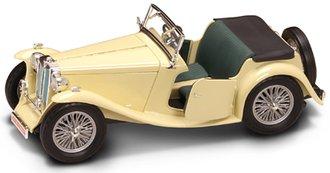 1947 MG TC Midget (Yellow)