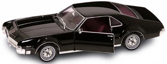 1966 Oldsmobile Toronado (Black)