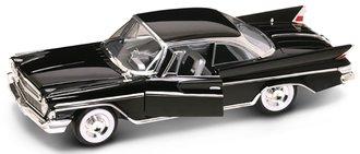 1:18 1961 DeSoto Adventurer (Black)