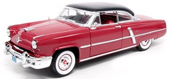 1952 Lincoln Capri (Burgundy)