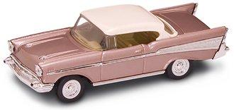 1:43 1957 Chevy Bel Air Hardtop (Pearl)