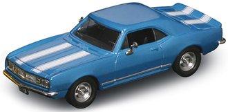 1967 Chevy Camaro Z-28 (Blue)
