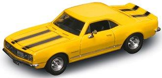 1967 Chevy Camaro Z-28 (Yellow)