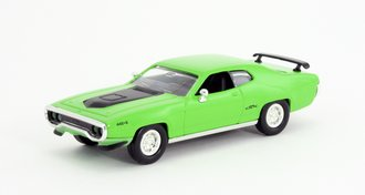 1:43 1971 Plymouth GTX (Lime Green)