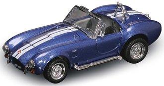 1:43 1964 Ford Shelby Cobra 427 SC (Blue)