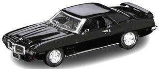1:43 1969 Pontiac Trans Am (Black)