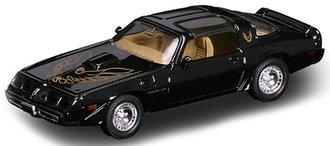 1:43 1979 Pontiac Trans Am (Black)