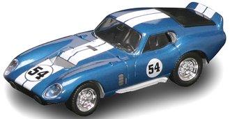 1:43 1965 Shelby Daytona Cobra (Blue)