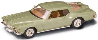 1:43 1971 Buick Riviera GS (Green)