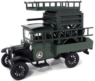 Bell System American Telephone 1927 Ford Model TT Cherry Picker-Construction Truck