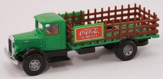 "Mack BM Stake Bed Truck ""Coca-Cola"""