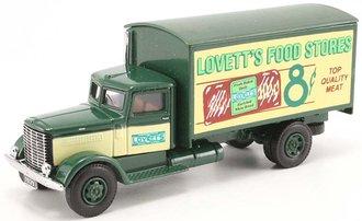 """Peterbilt 260 Box Van """"Winn-Dixie - Lovett's Food Stores"""" (Limited Edition)"""