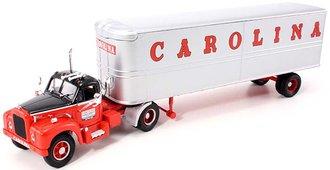 "Mack B w/Fruehauf Van Trailer ""Carolina"""