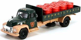 "Diamond T Truck ""Pennsylvania Railroad"""