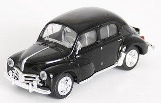 1947 Renault 4CV Hardtop (Black)
