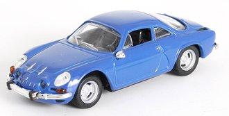 1976 Renault Alpine (Blue)