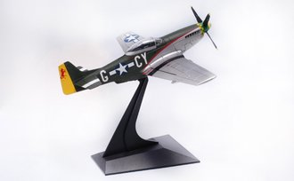 "P-51D Mustang USAAF 55th FG, 343rd FS, #44-72123 ""The Millie G"", Ed Giller, RAF Wormingford, 1945"