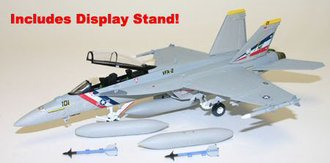 "McDonnell Douglas F/A-18F Super Hornet ""Bounty Hunters"""