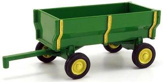 John Deere Flare Box Wagon