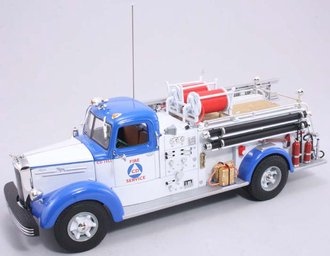 "Mack L Fire Truck ""Civil Defense"""