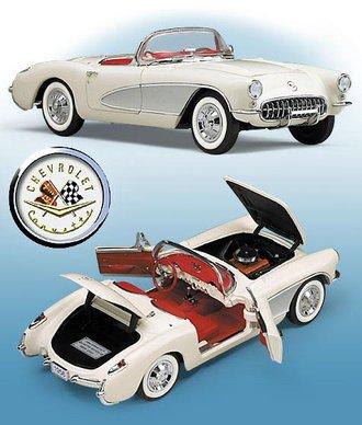 1956 Corvette Convertible