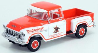 "1955 Chevy 3100 Pickup ""Budweiser"""