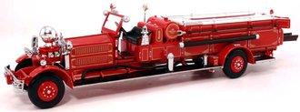 1930 Ahrens-Fox Quad Fire Engine